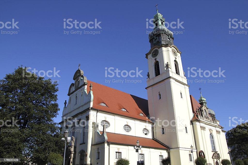 Poland - Bydgoszcz stock photo