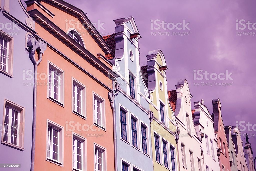 Poland - Gdansk stock photo