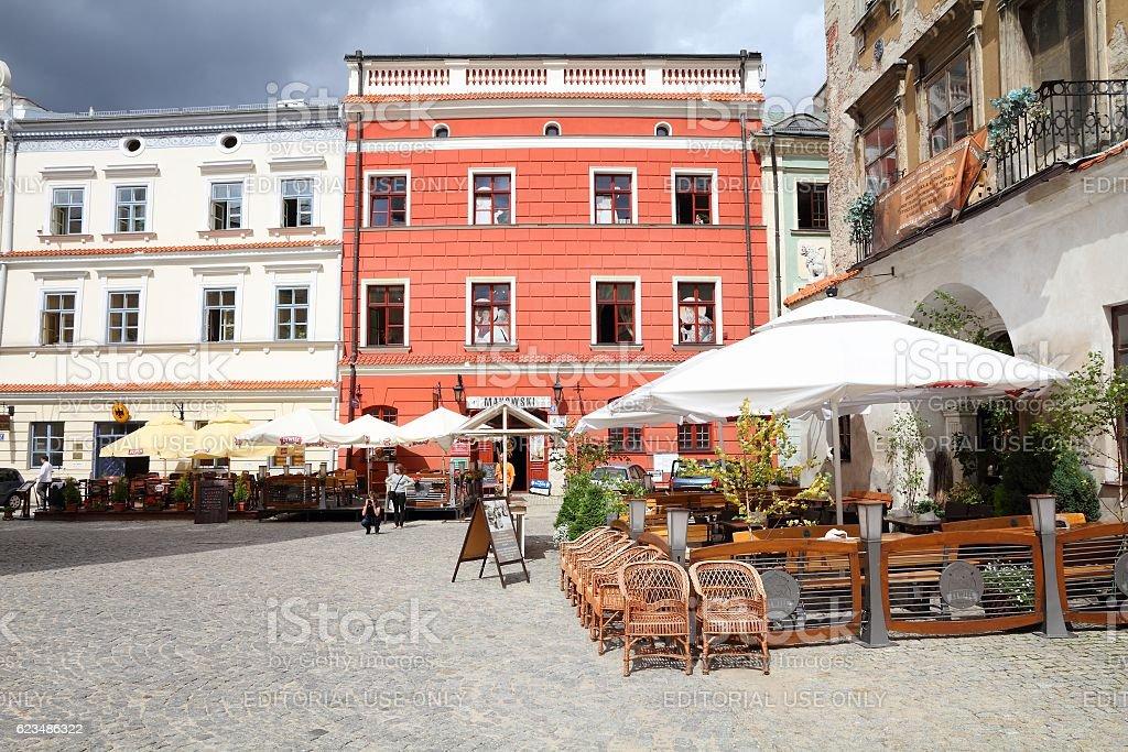 Poland - Lublin stock photo