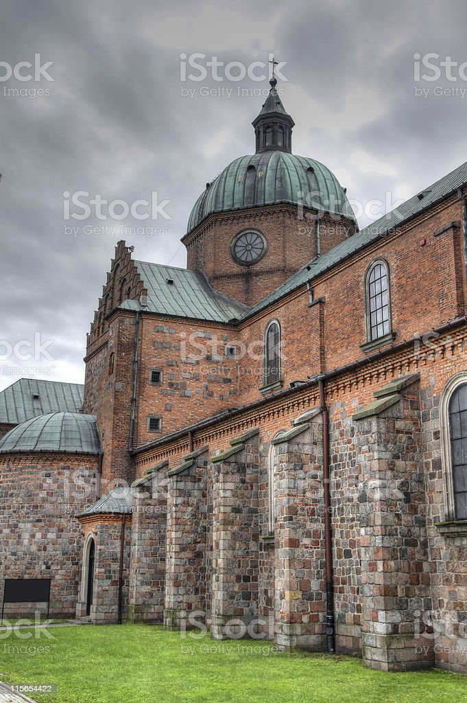 Poland - Plock royalty-free stock photo