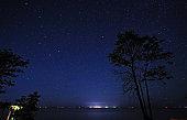 Polaris and Northern Stars