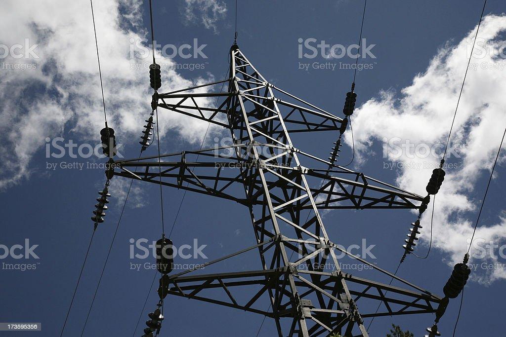 Pole stock photo