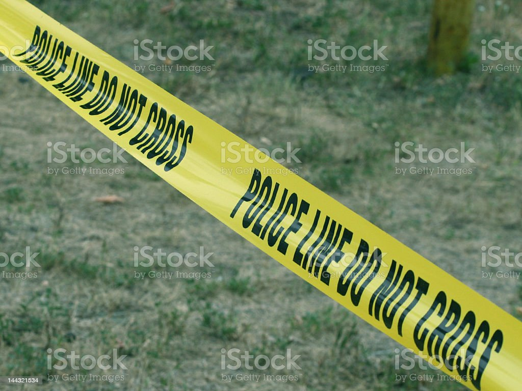 Police action royalty-free stock photo
