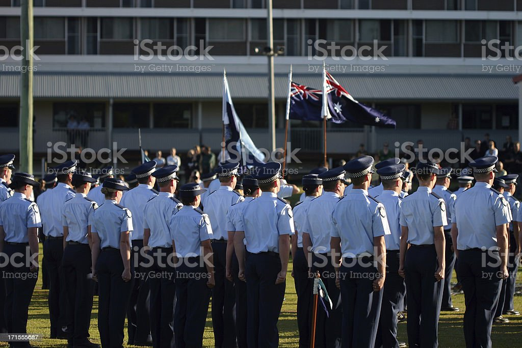 QLD police stock photo