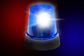 Police Siren Emergency Light