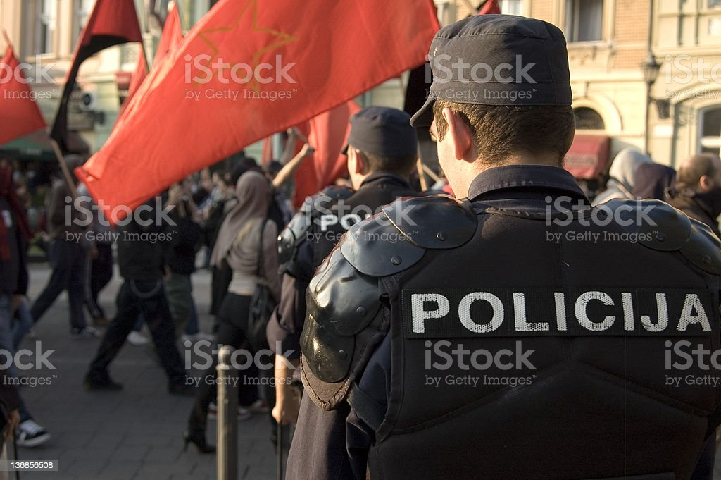 policman royalty-free stock photo