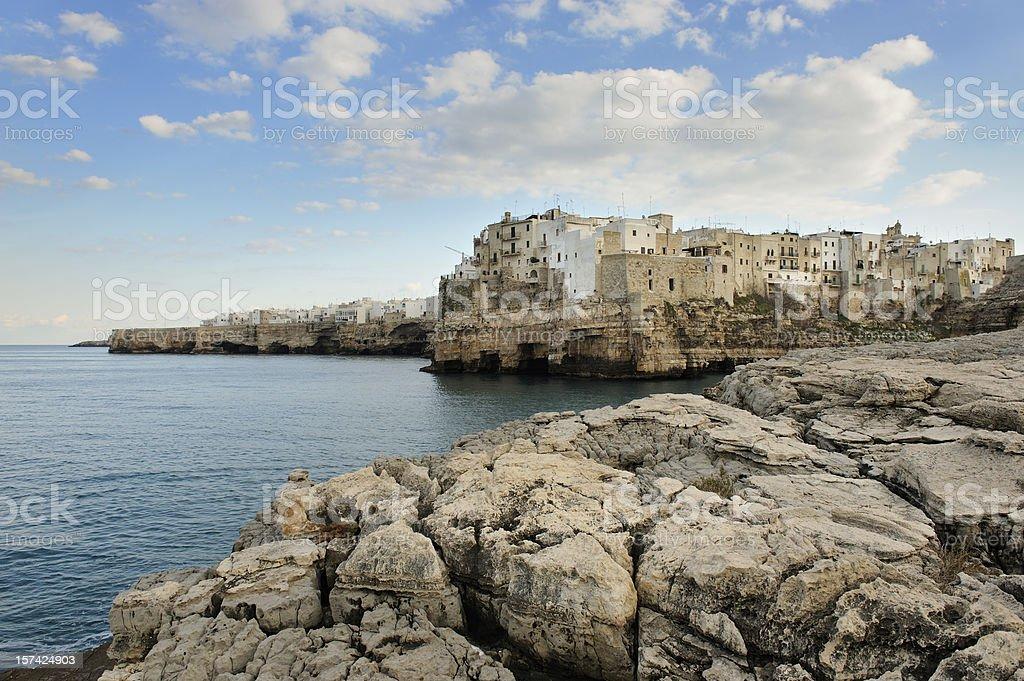 Polignano (Bari), Apulia - Southern Italy stock photo