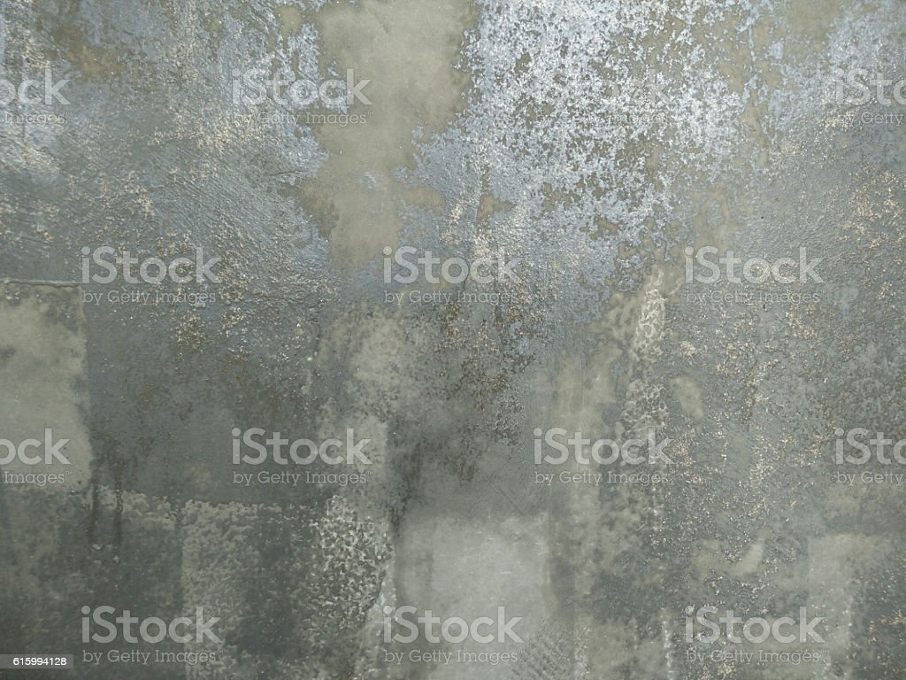 Polished old grey concrete floor texture background stock photo
