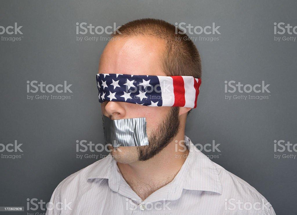 Political Concept royalty-free stock photo