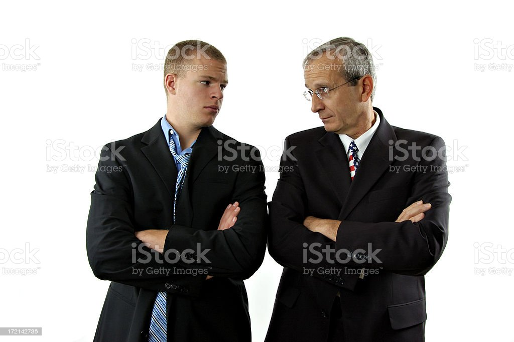 Political Conflict royalty-free stock photo