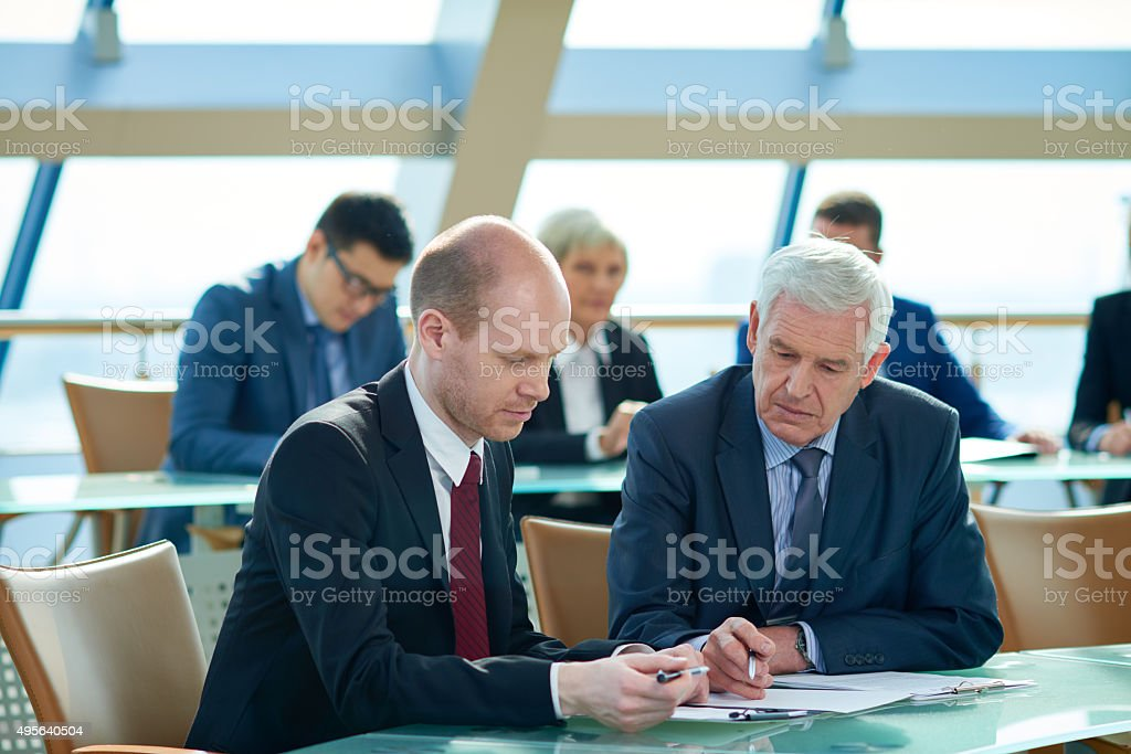 Political issues stock photo