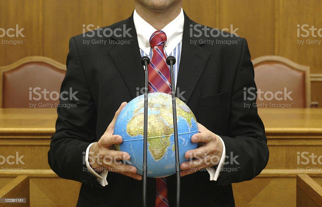 politician stock photo