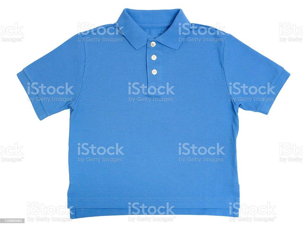 Polo shirt royalty-free stock photo
