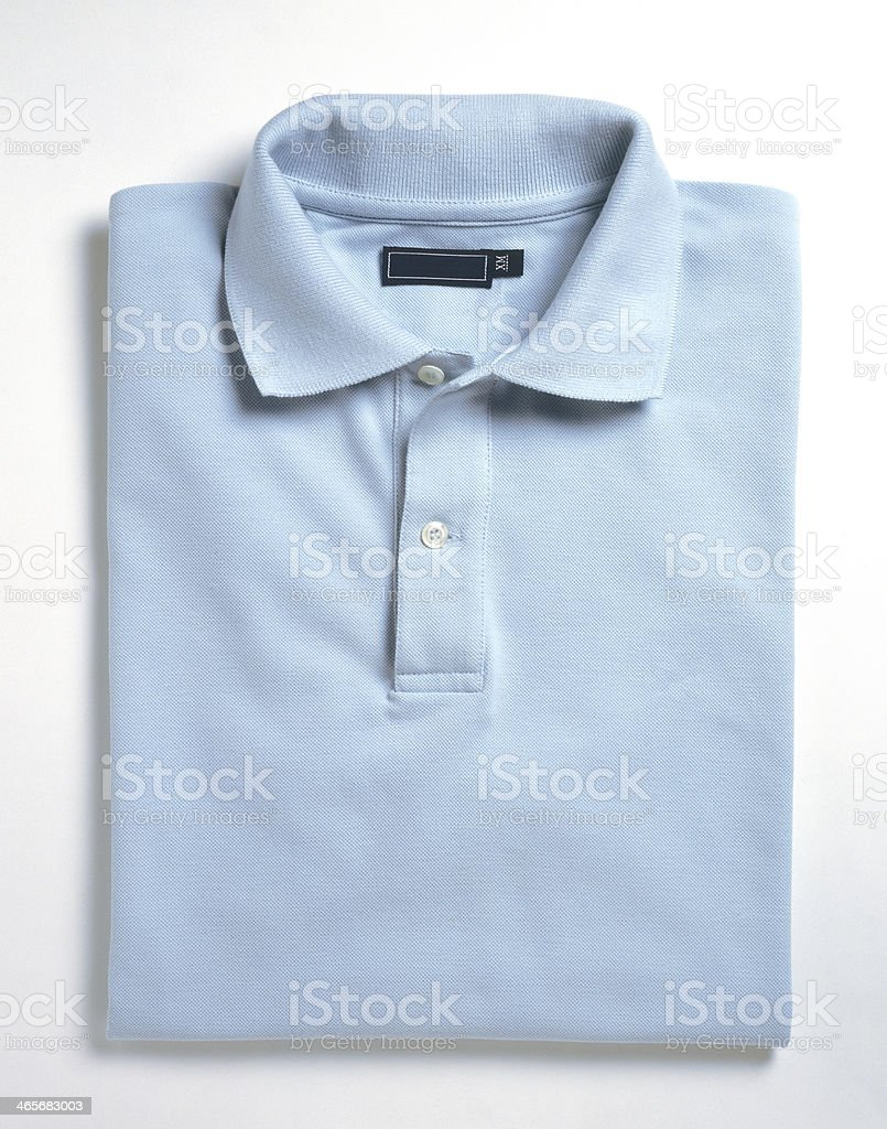 Polo Shirt stock photo