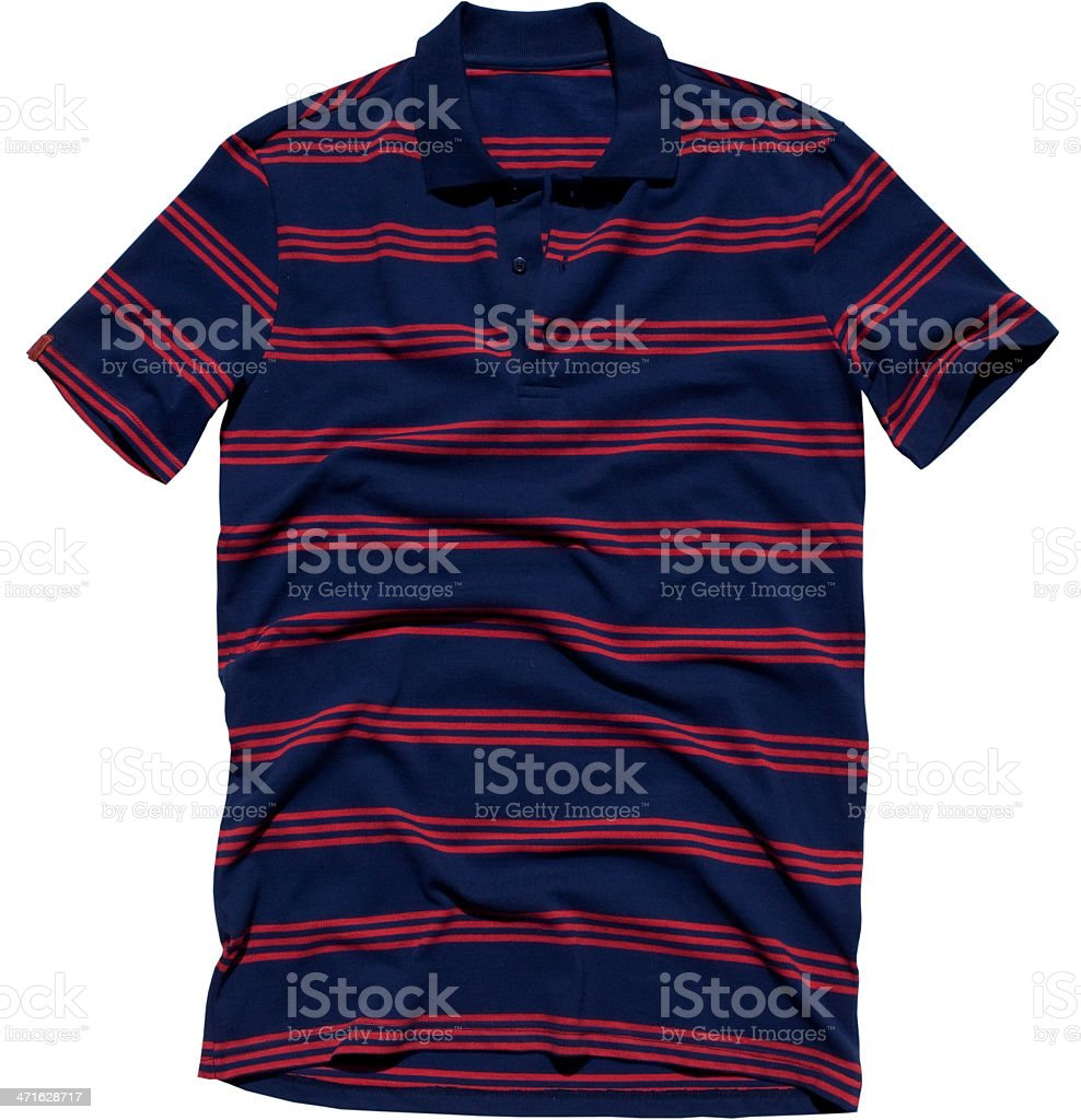 Polo shirt royalty-free stock photo