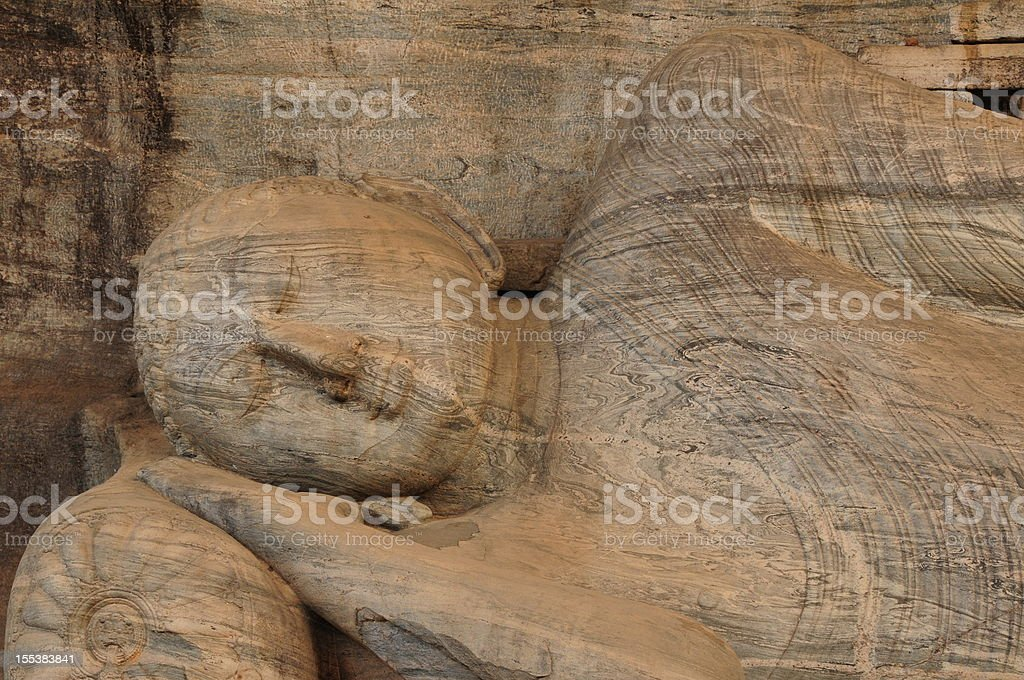 Polonnaruwa,Sri Lanka. royalty-free stock photo