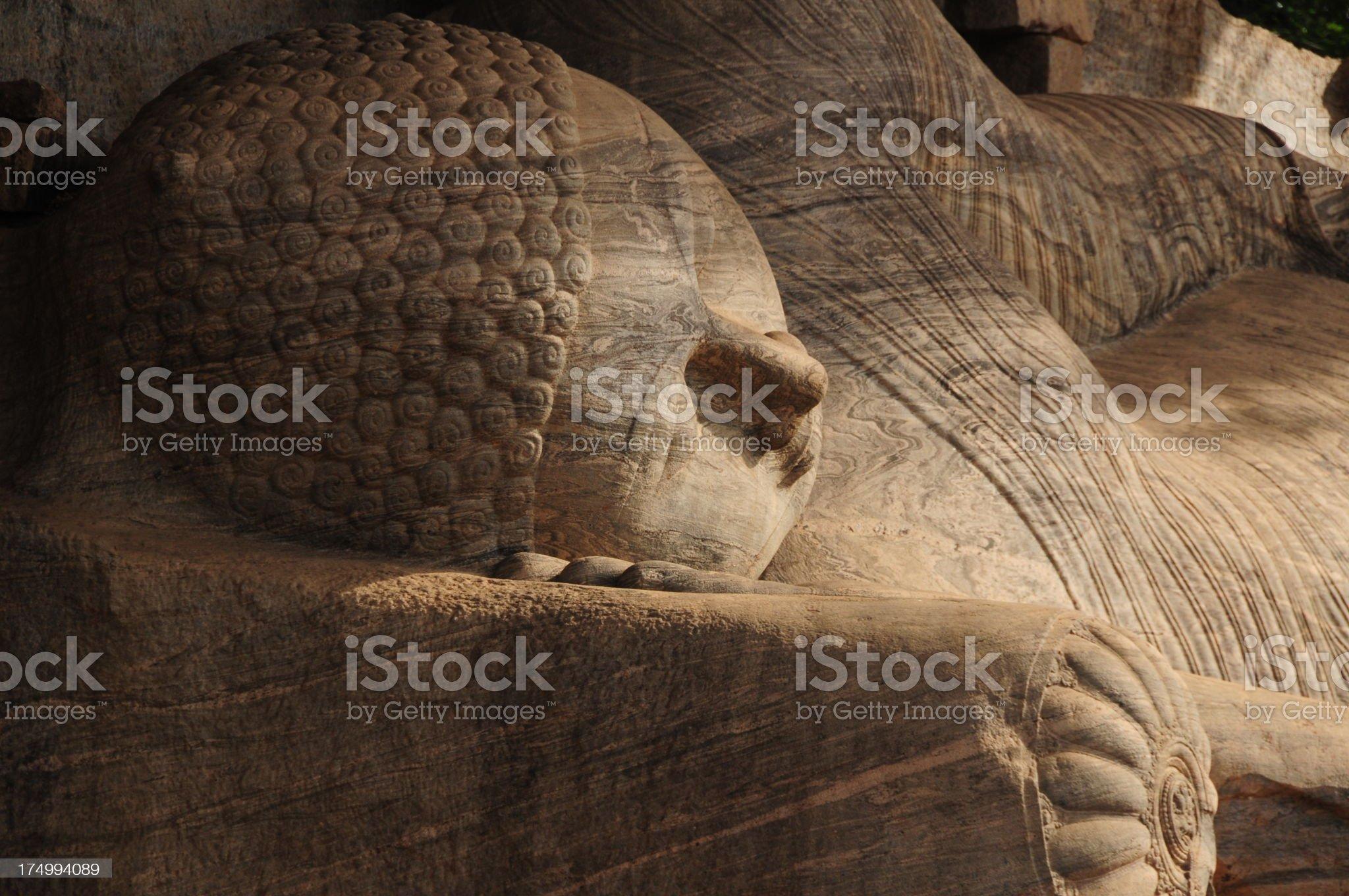 Polonnaruwa,Sri Lanka. royalty-free stock photo