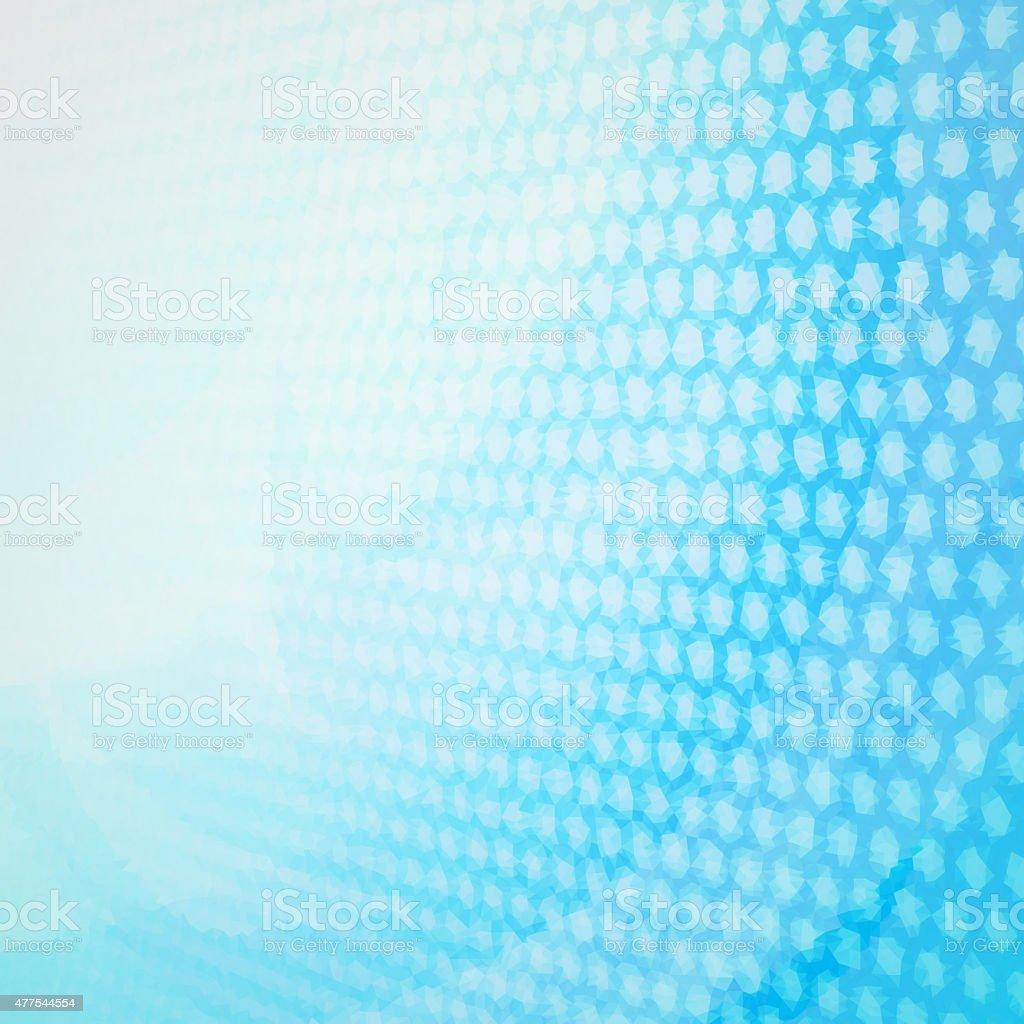 Polygon Abstract stock photo