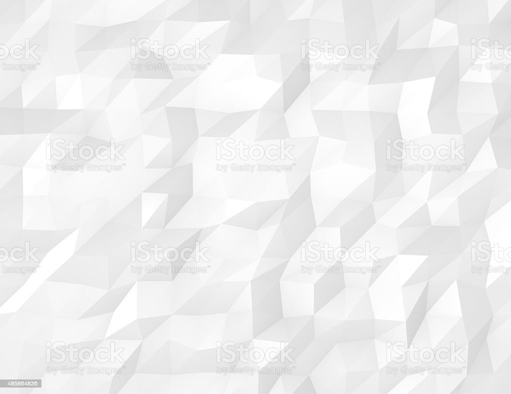 Polygonal design, Abstract geometrical background stock photo