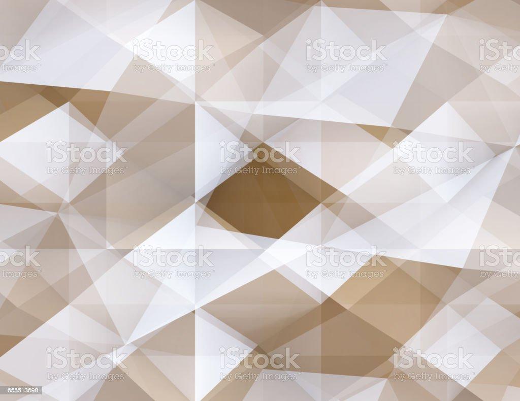 Polygonal Mosaic Background stock photo