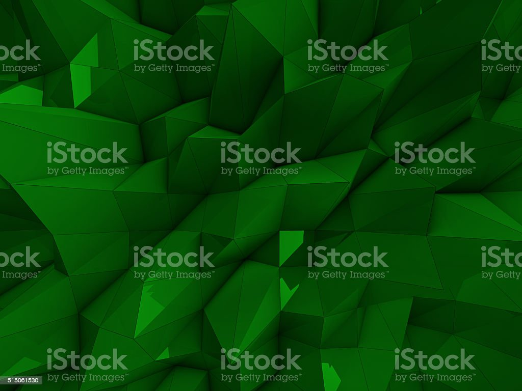 Crystal Wave stock photo