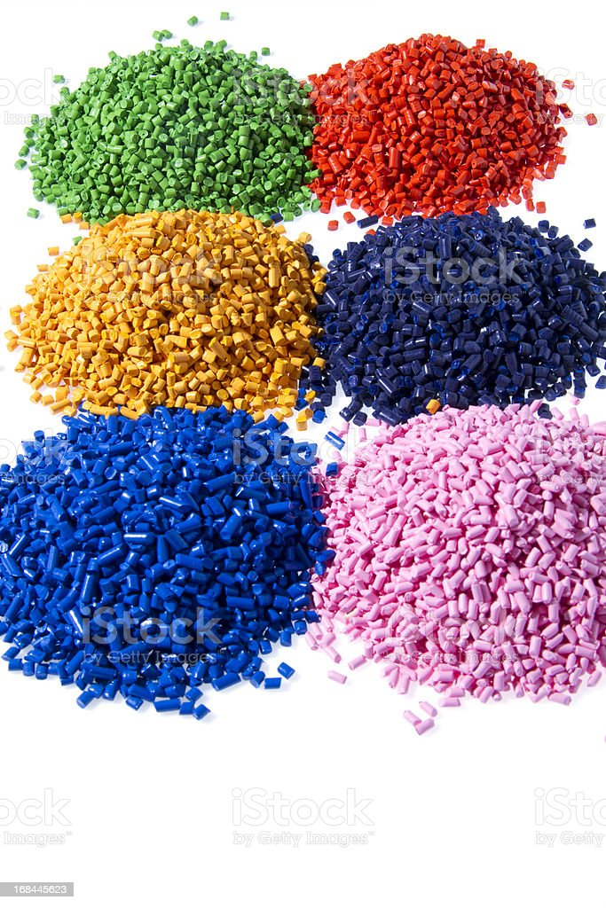 polymer royalty-free stock photo