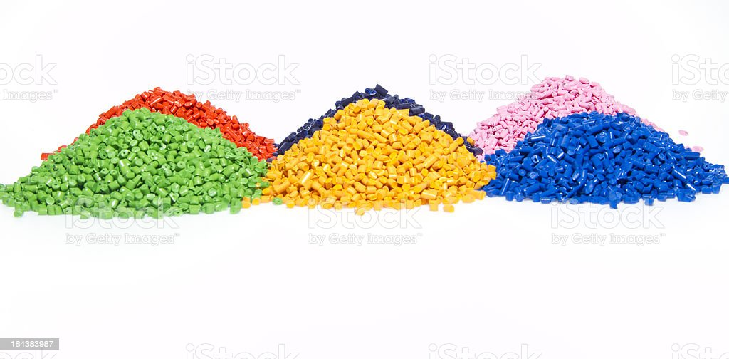 polymer stock photo