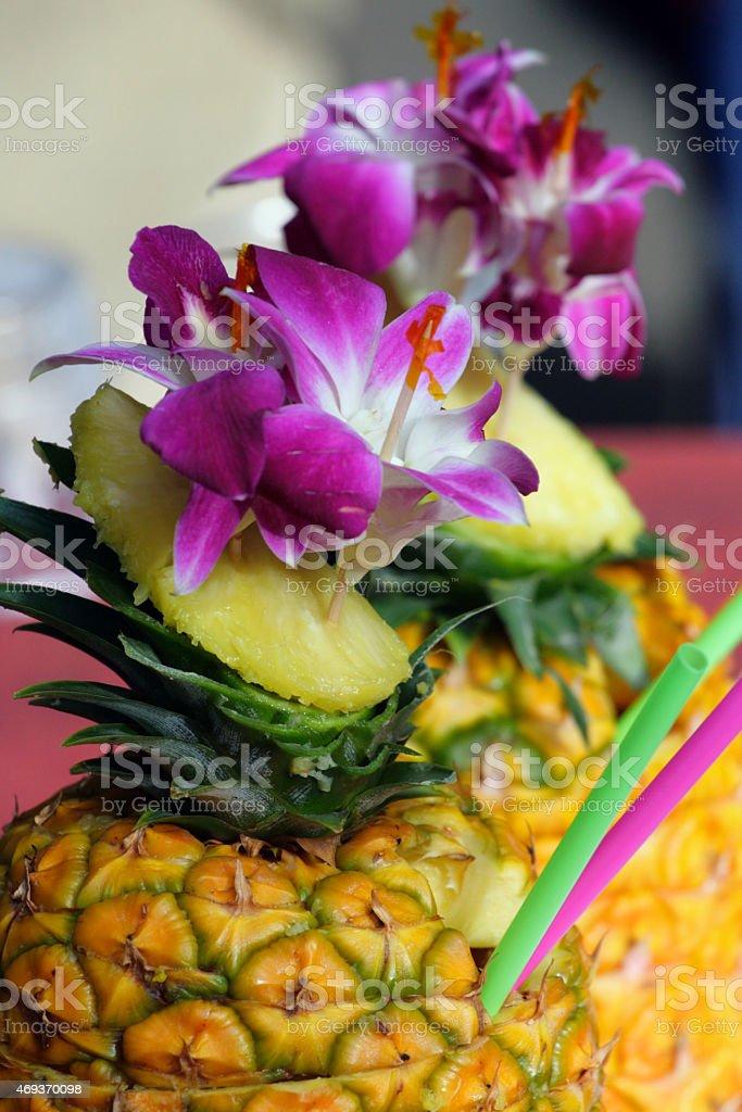 Polynesia cultural celebration stock photo
