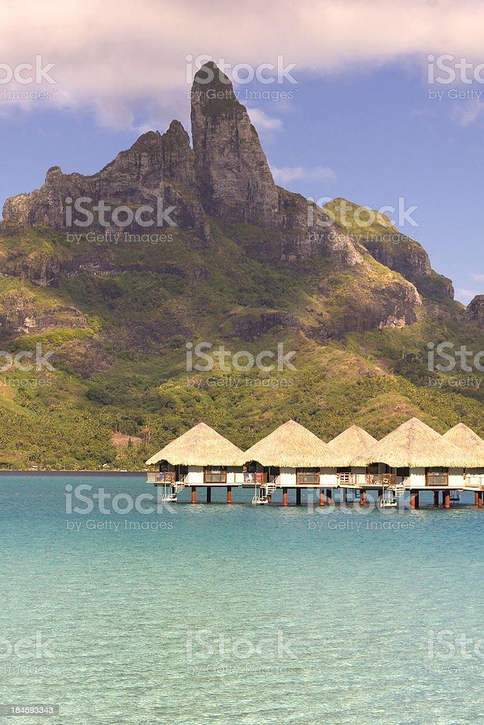 Polynesia royalty-free stock photo