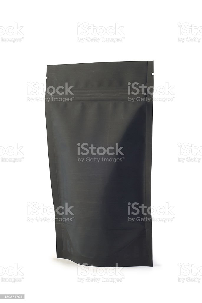 Polypropylene package royalty-free stock photo