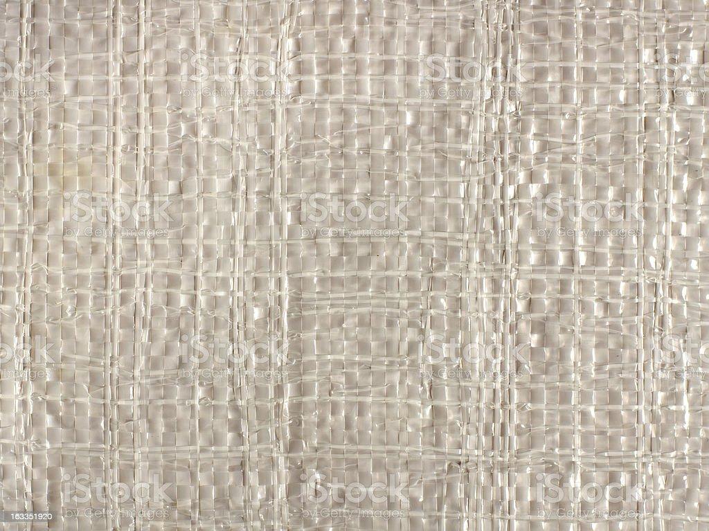 Polypropylene sack texture background XXXLarge stock photo