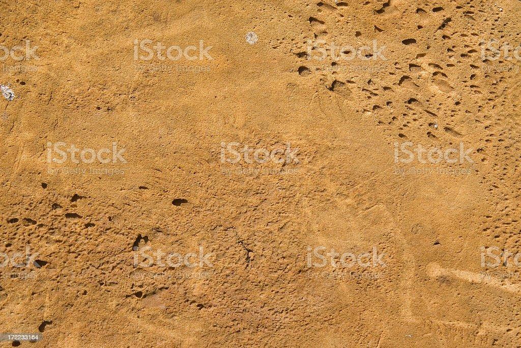 Polyurethane texture stock photo