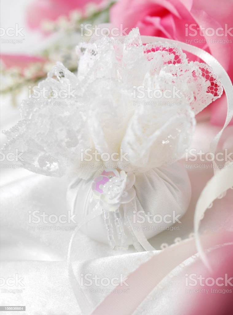 Pomander for a Wedding royalty-free stock photo