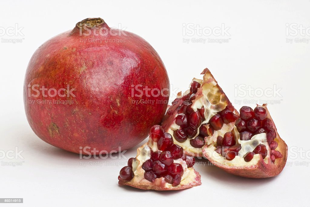 Гранатовая фрукты Стоковые фото Стоковая фотография