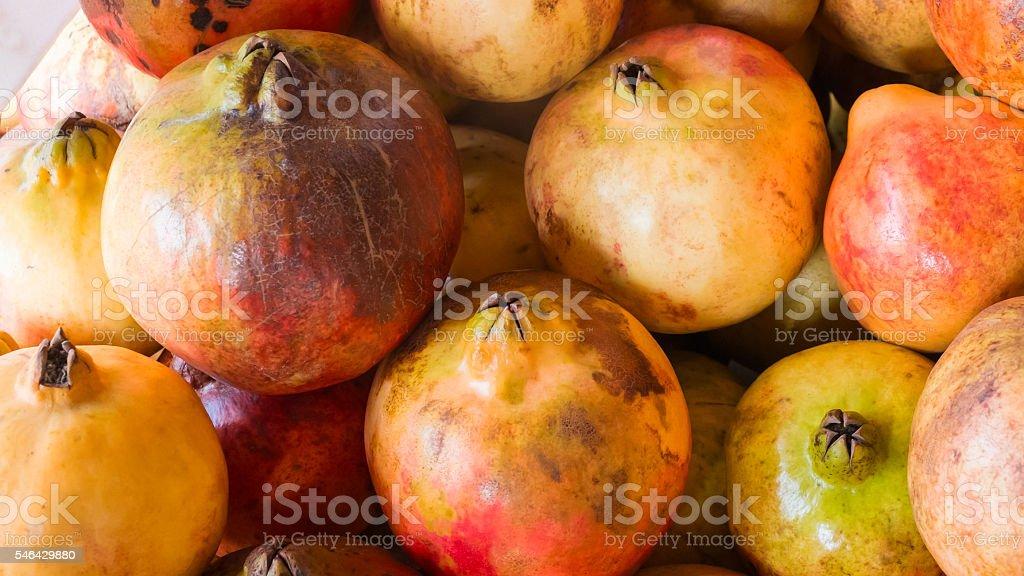 Granatapfel  Lizenzfreies stock-foto