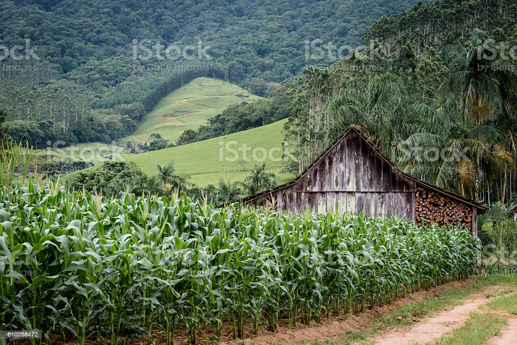 Pomerode - Brazil stock photo