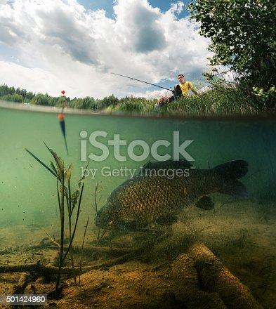 рыбак пресной воды