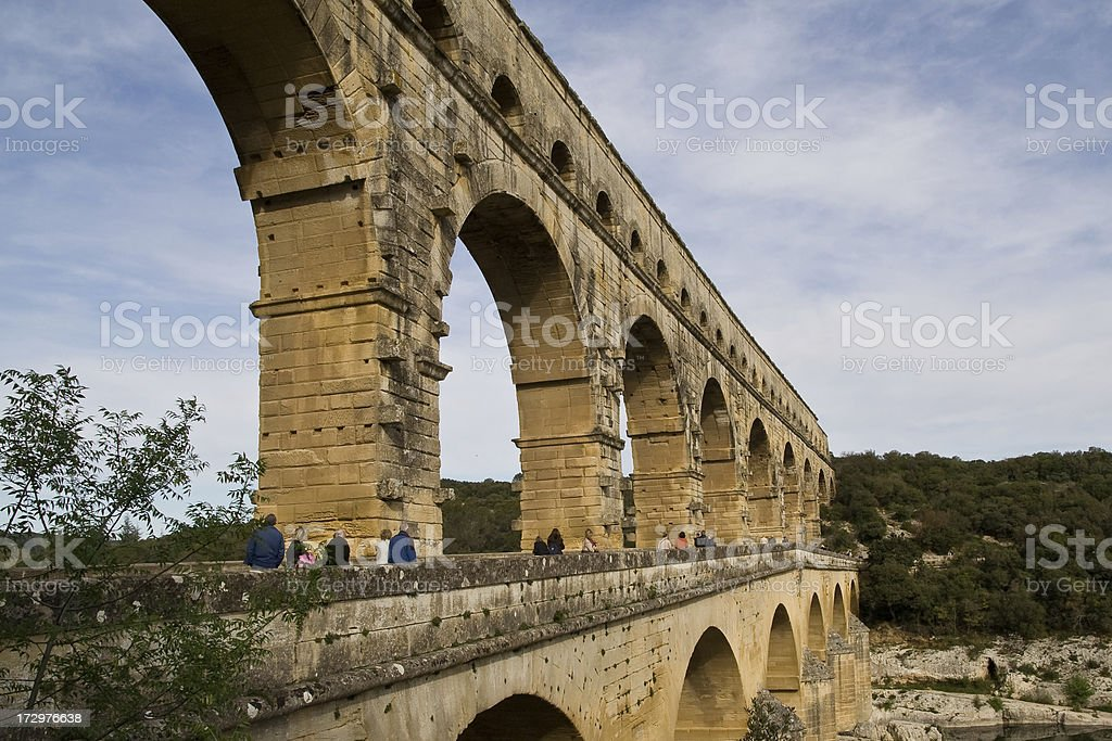 Pont du Grad royalty-free stock photo