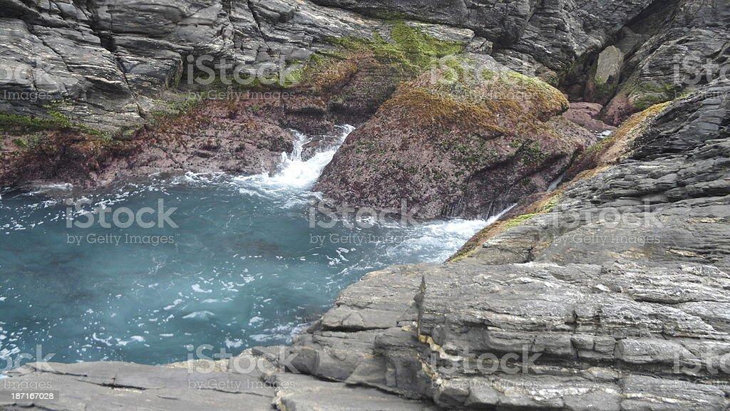Ponta da Lagoinha stock photo
