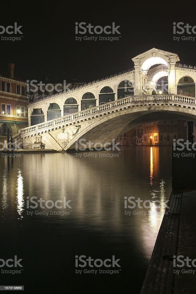 ponte del rialto royalty-free stock photo