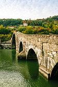 Ponte della Maddalena in Italy