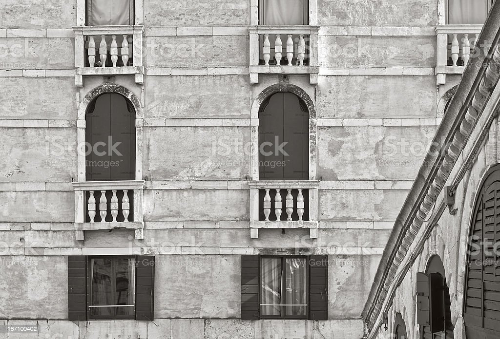 Ponte di Rialto, Venezia royalty-free stock photo