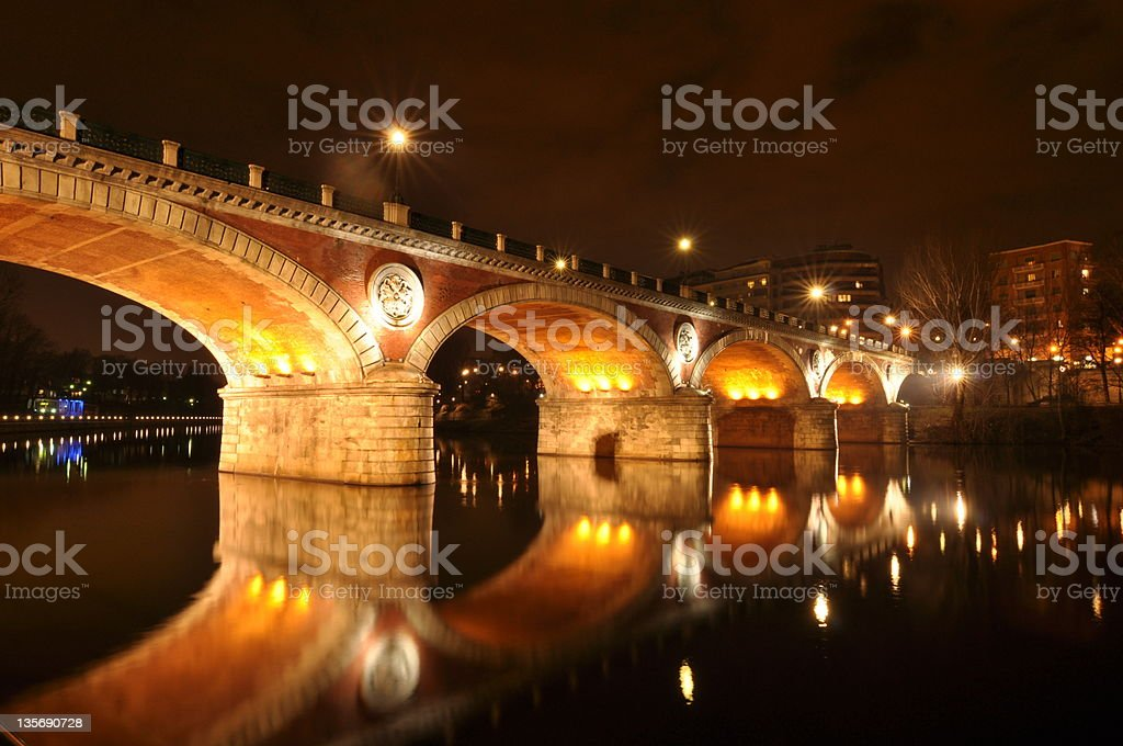 Ponte Isabella Lizenzfreies stock-foto