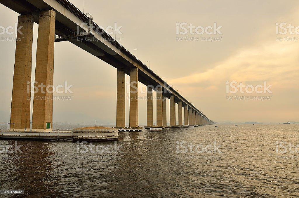Ponte stock photo