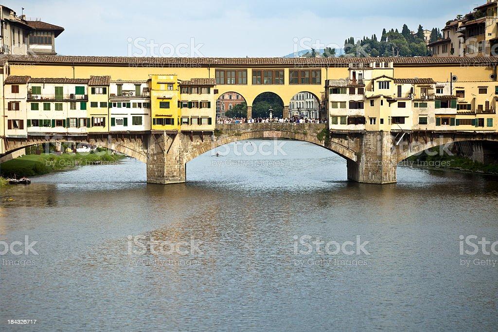 'Ponte Vechhio, Firenze' stock photo