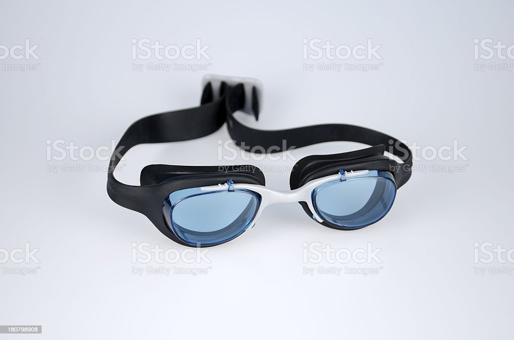Pool Goggles royalty-free stock photo