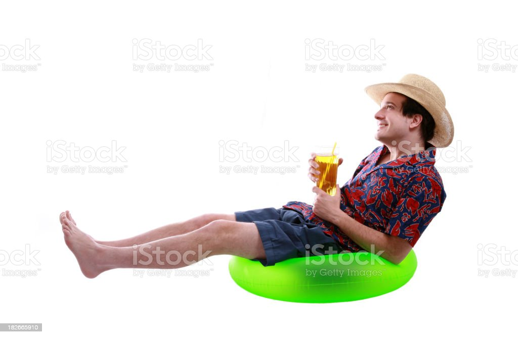 Pool Not Included stock photo