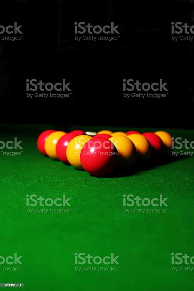 Pool royalty-free stock photo