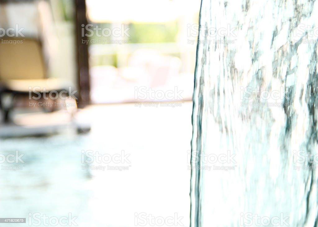 Pool royalty-free stock photo