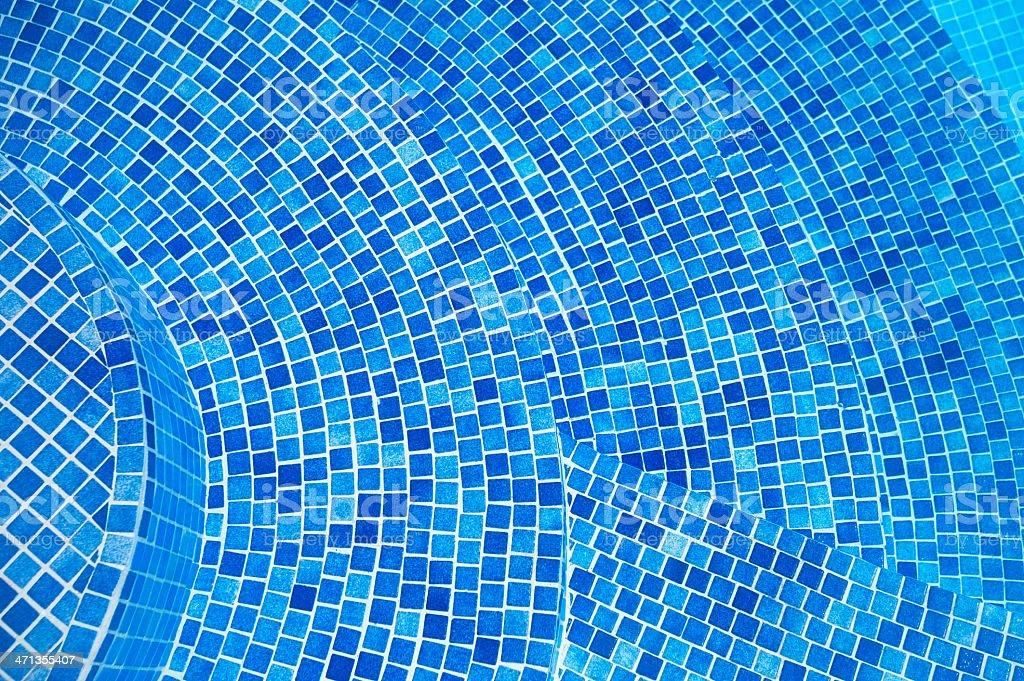 pool tile background royalty-free stock photo